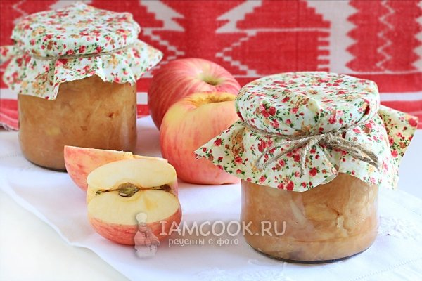 Начинка для пирогов из яблок рецепт с