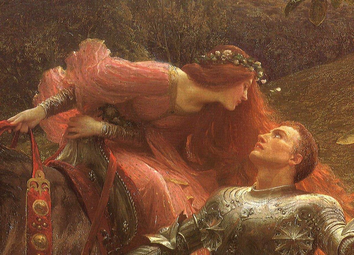 keats - la belle dame sans merci essay La belle dame sans merci - john keats's poem, la belle dame sans merci.