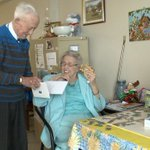 Merry Christmas -- and a happy 75th wedding anniversary too