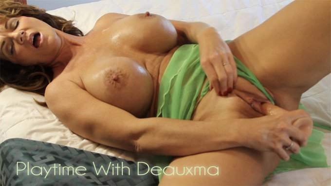 "I have just released a new vid @clipteez: ""Playtime With Deauxma"" https://t.co/m5HVQtKkc2 https://t."