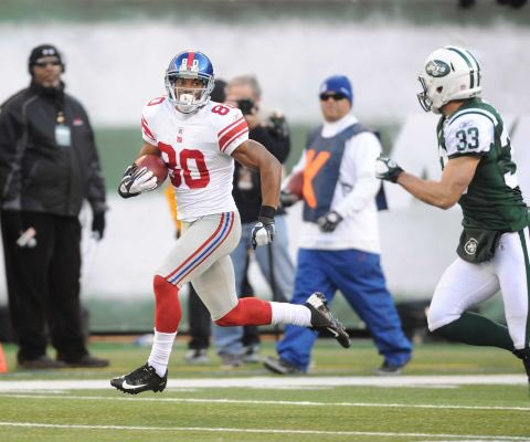 5 years ago today, Victor Cruz tied an unbreakable NFL record and the course of NYC football was changed-GM https://t.co/sC6o7VVc5N