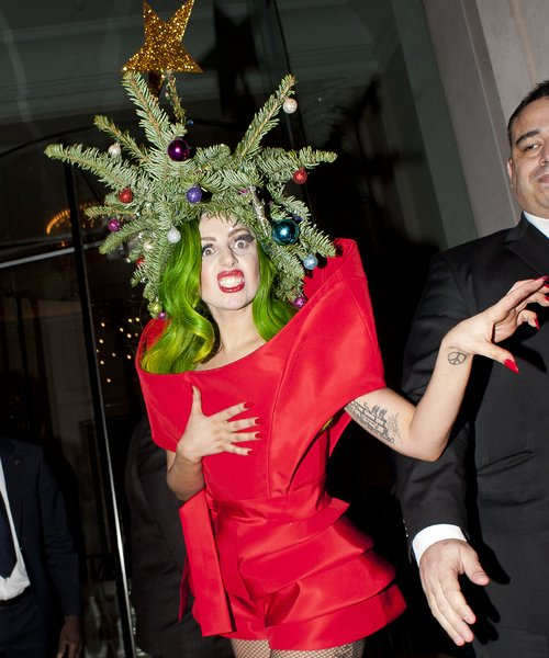 It's been 3 years since @ladygaga invented Christmas! https://t.co/kfoJn6O6H2
