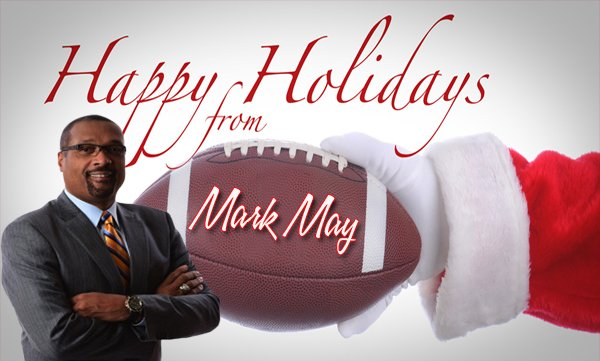 Wishing you and your family a safe and Happy Holiday! https://t.co/eox8oW5kgo