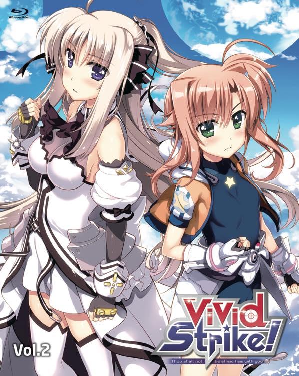 1/25発売Blu-ray&DVD Vol.2のジャケット写真と映像特典として収録される新作OVA#05.5「総
