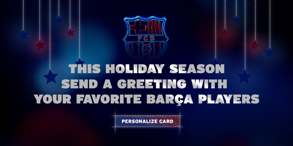 Send seasons greetings to your friends and families with messi send seasons greetings to your friends and families with messi surez neymar m4hsunfo