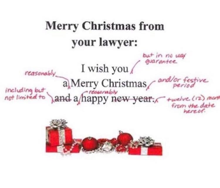 #Lawyer #Christmas :) https://t.co/bqTOXZT1wT