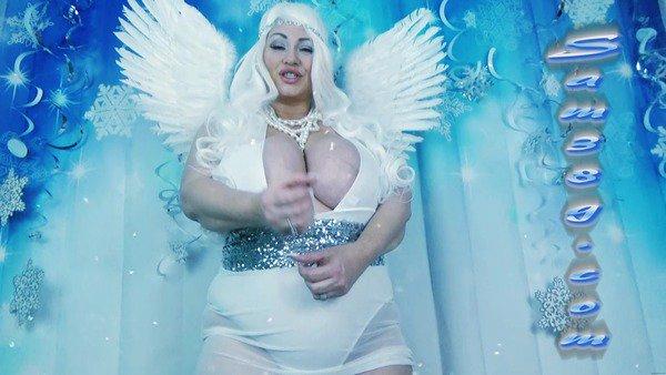 Xmas Angel #joi https://t.co/I5uiDfInvK #bigboobs #bbw #goddess #cosplay  @modelcentro https://t.co/