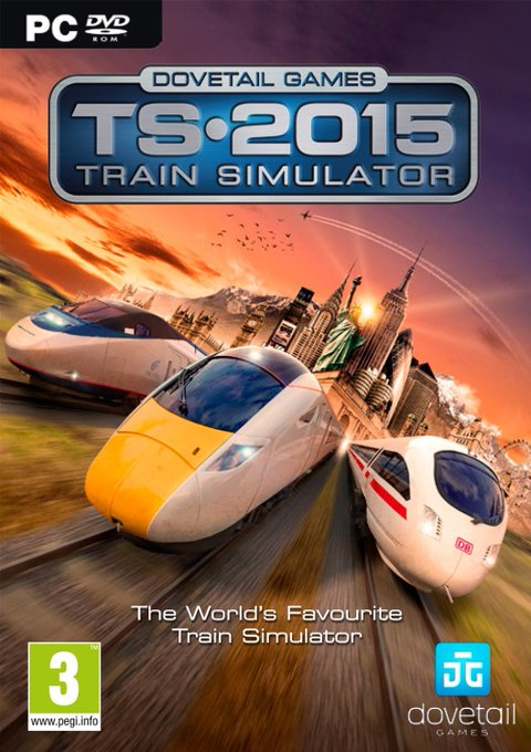 Train Simulator 2016 free software giveaway