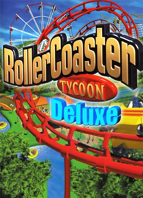 RollerCoaster Tycoon: Deluxe free software giveaway