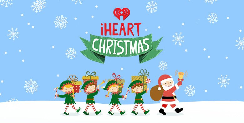 from all of us at iheartradio merry christmas to you and your family we
