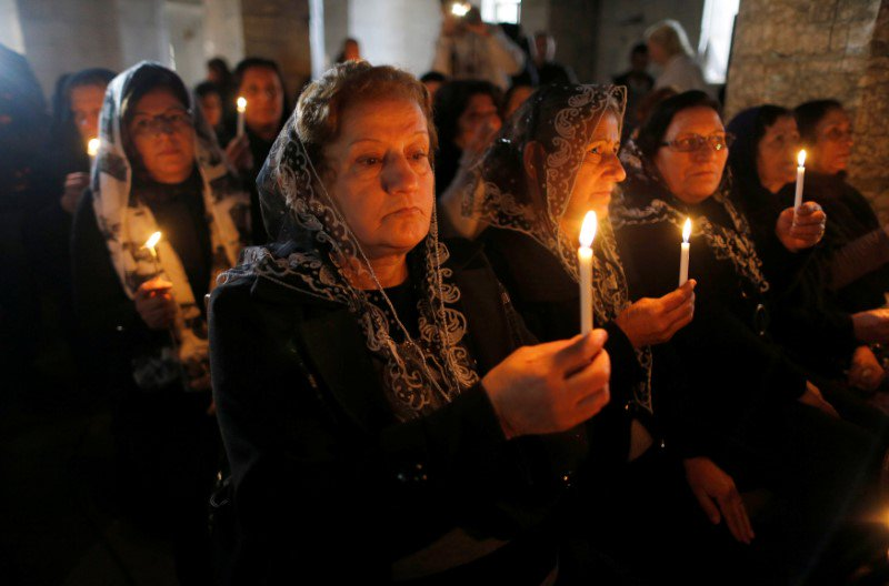 With ISIS beaten, Iraqi Christians are free to celebrate Christmas