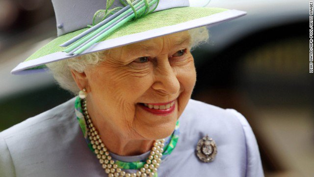 "Queen Elizabeth forced to miss Christmas Day church service with ""heavy cold."""
