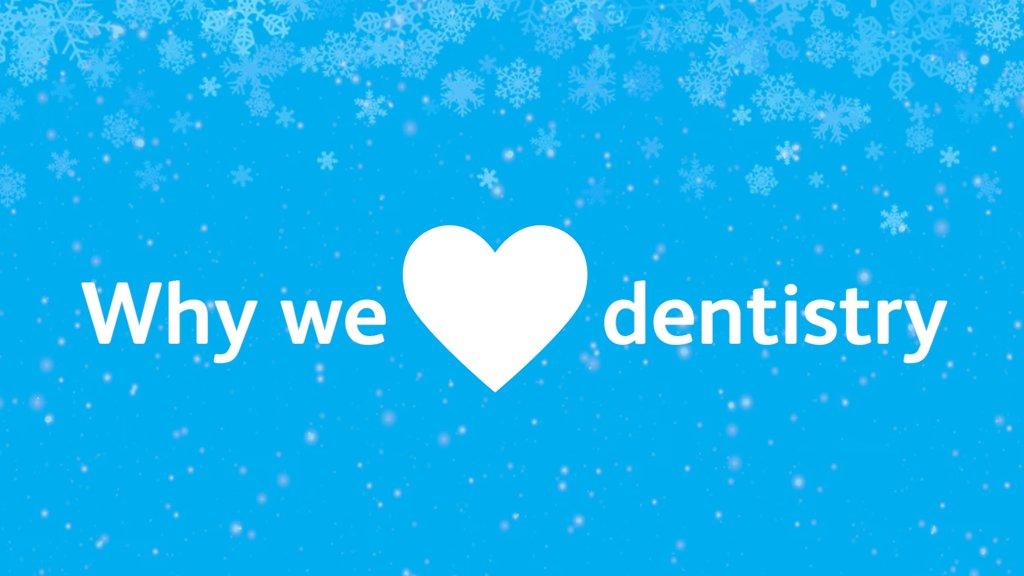 Why we ❤️ dentistry https://t.co/YXvjDpmRwv #lovedentistry https://t.co/9RJXrzX00I