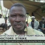 Three die in Voi and Maungu, including newborn child following doctors' strike