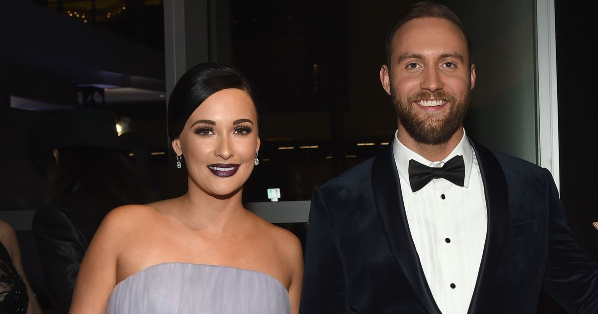 Kacey Musgraves got engaged on Christmas Eve