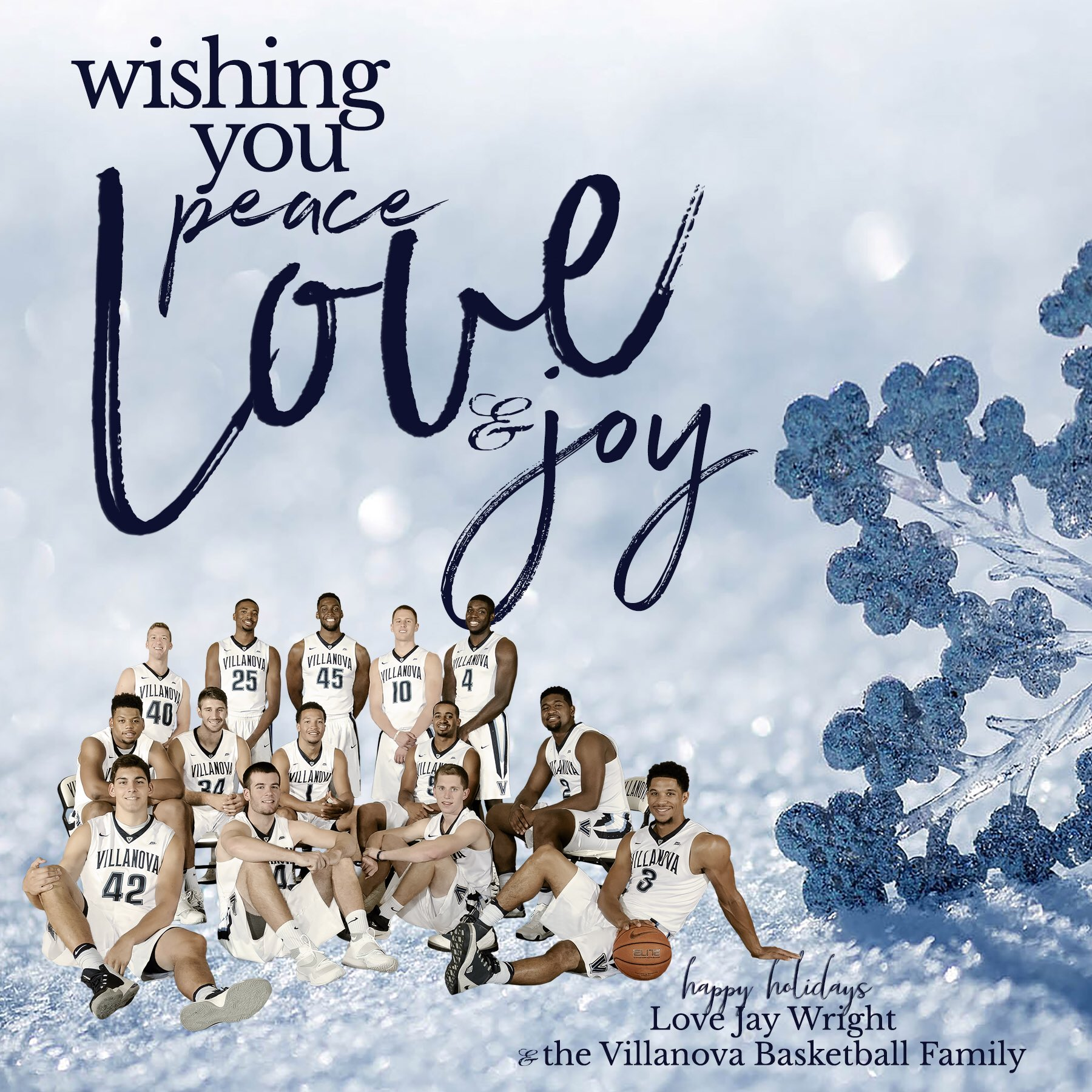 Merry Christmas #NovaNation !! Enjoy the day with family and friends !! https://t.co/ymqoDf2veW