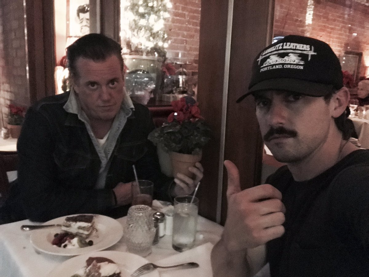 Merry Christmas and Happy Holidays from DiVide. @MiloVentimiglia + @RussCundiff https://t.co/YqZy7DQZ2x