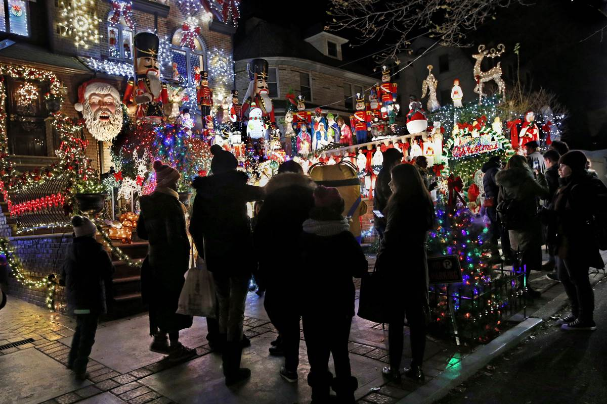 These Christmas light displays pack a price tag of up to $20,000