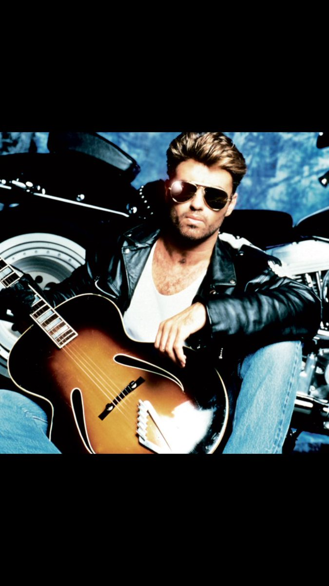 Damn... R.I.P. To The Legend George Michael... #Wham https://t.co/oWbuXwJnOk