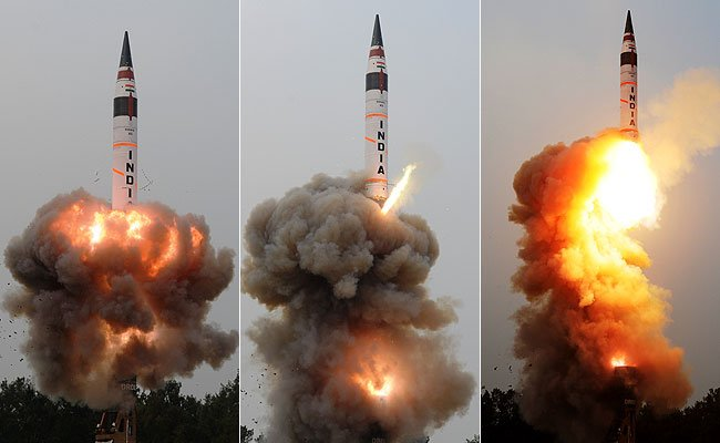 Agni 5, India's longest range nuclear capable missile, to be tested today: 10 points https://t.co/QakXZpisbA https://t.co/ZUzRRrZ2PQ
