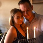 Chrismukkah: 'Our first year going from Christmas lunch to Hanukkah dinner'