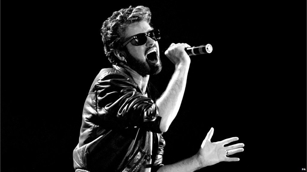 Last Christmas, he gave us his heart... ?  A look back at George Michael's life: