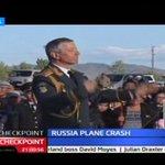 A Russian plane crashes onto black sea and kills 92 people