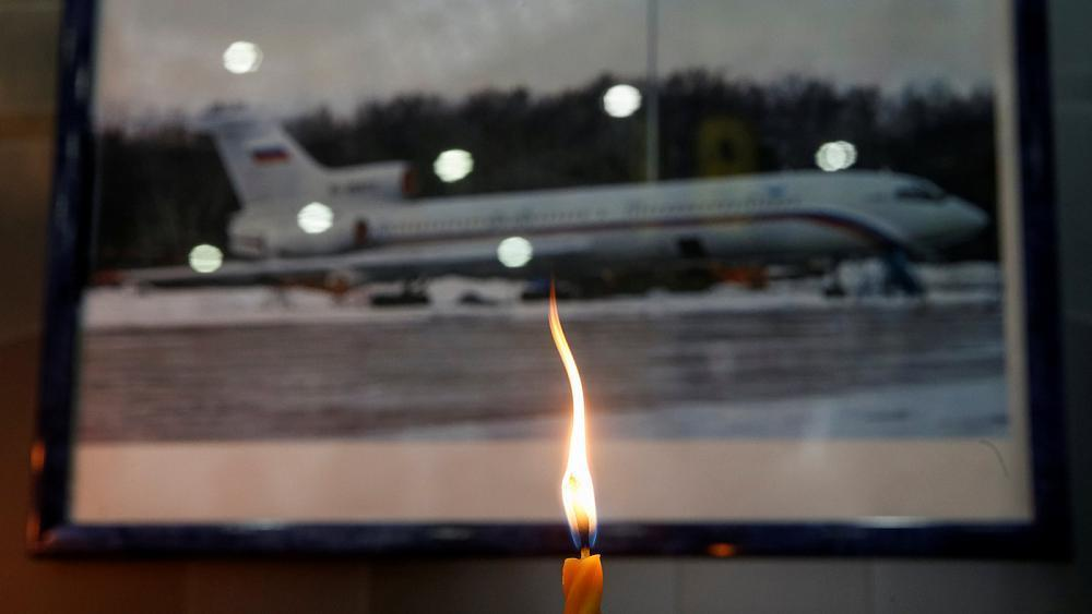 Russia rules out terrorism as cause of Christmas day place crash
