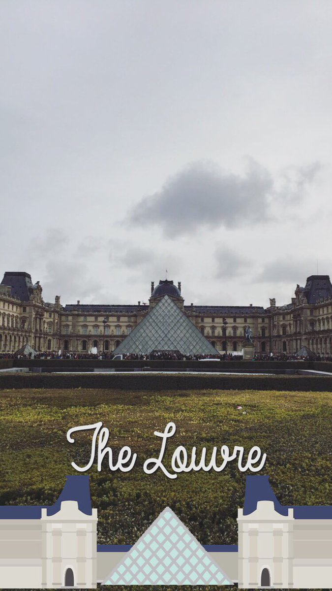 Woop! Time for #CreativeMonday! - Musée de l'Orangerie, Musée du Louvre & Musée d'Orsay!