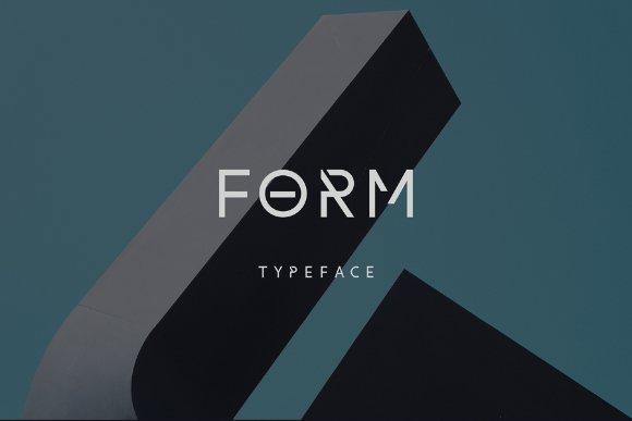 Form Display Free Typeface Freebies FreeResources FreeDownload