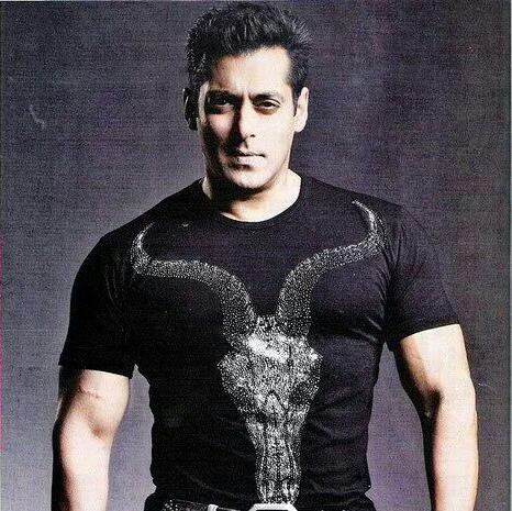 Happy birthday Salman Khan my idol