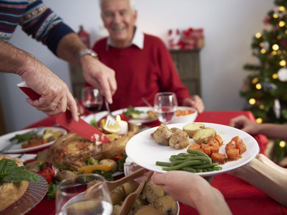Your body on Christmas: Can my stomach burst from over-eating? Sadly, yes