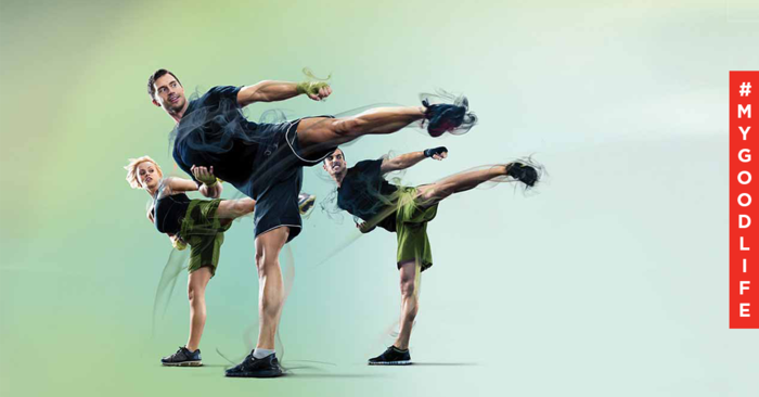 Happy Boxingday Box It Out At A Bodycombat Class