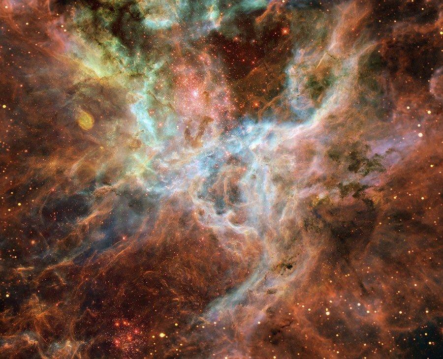 Espace : de nouveaux sursauts radio rapides détectés, toujours en provenance de la Constel… https://t.co/DtCHdFKlV5 https://t.co/F0mNihZOM3