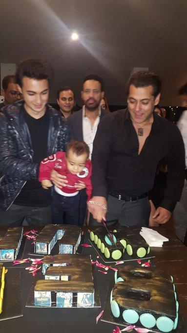 Happy Birthday to my most favourite man in the world Abdul Rashid Saleem(Salman khan)