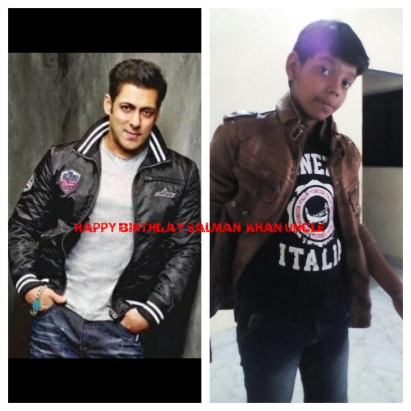 Happy Birthday Salman Khan Mamu May Allah Bless U And Give U Long Life