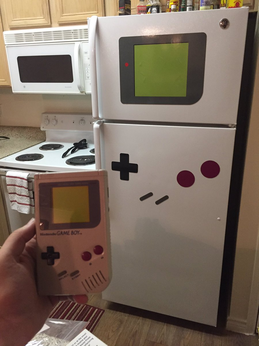 My refrigerator is cooler than yours. https://t.co/P5qpYyMcvm