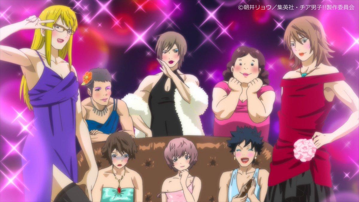 発売中の『チア男子!!』BD&DVD第4巻から新作OVAをご紹介!【色々男子!!】BREAKERS創設2年目の春、新入生