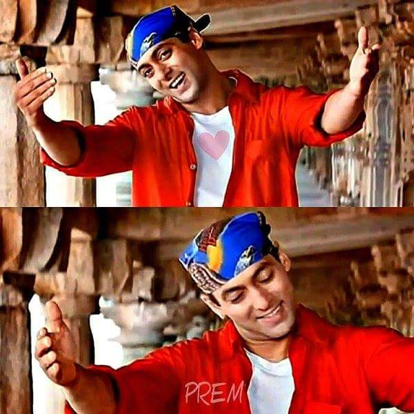 Happy birthday SALMAN KHAN ..Only numbers changed from 50-51 ..but he is forever 27
