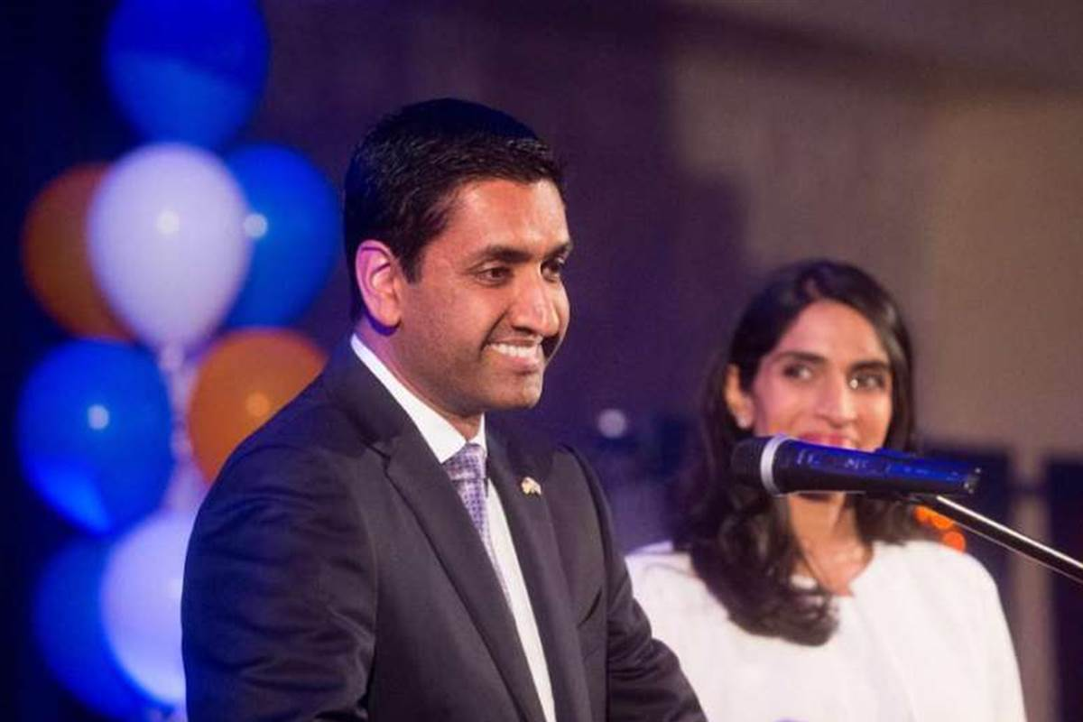 New Rep. Ro Khanna wants to bring Silicon Valley innovation to middle America