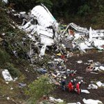 Probe finds human error, lack of fuel in air crash that killed Brazilian soccer team