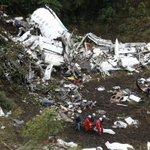 Colombia plane crash result of human error, probe reveals