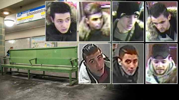 🇩🇪 #Berlin Interpellation de 6 syriens et un libyen après qu'ils aient tenté de mettre le feu à un SDF dans le métro. (Bild)