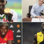 2016 in review - August: Team GB finish second at the Olympics and Man United break the world transfer record