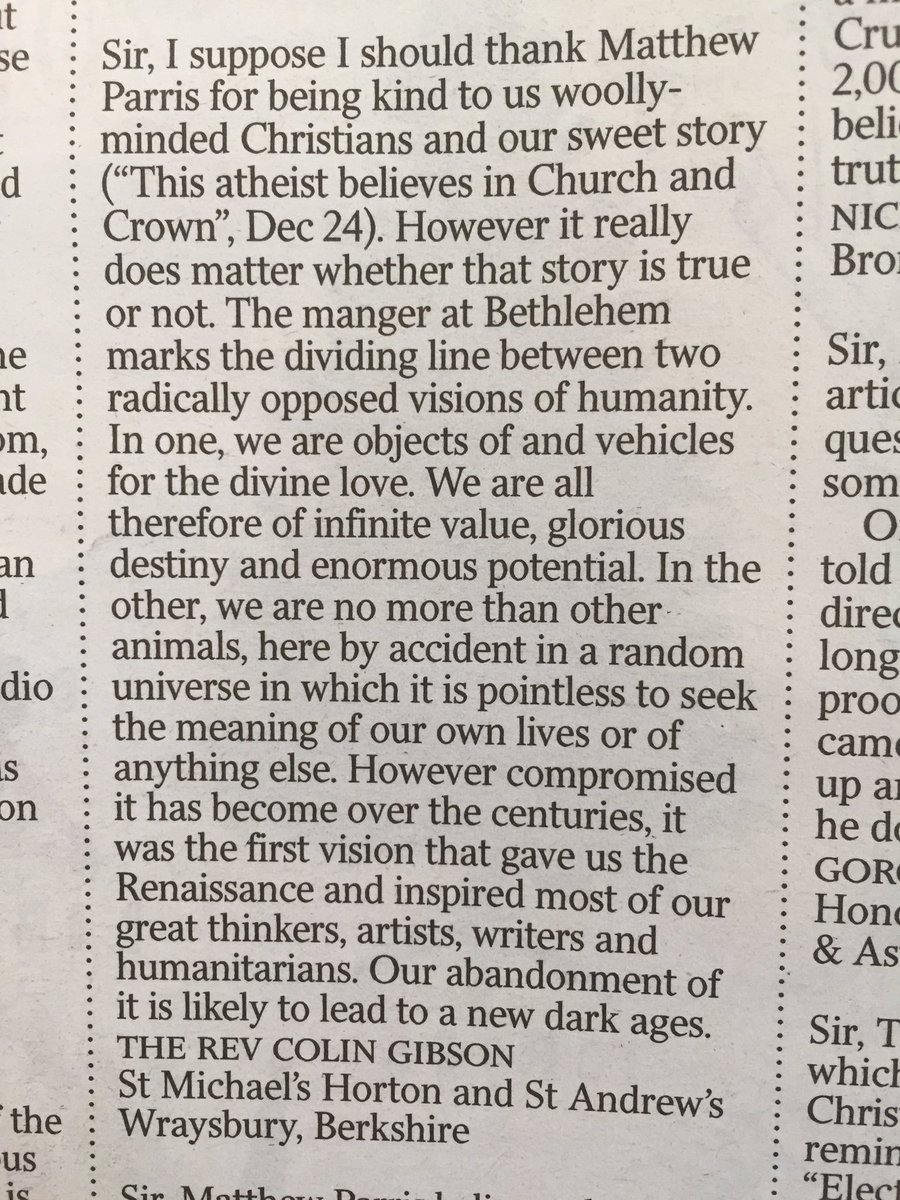 Really liked this letter in the Times today https://t.co/O1RQzUT0zi