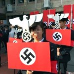 High School Students in Taiwan Staged a Nazi-Themed Parade. It Wasn't Received Well