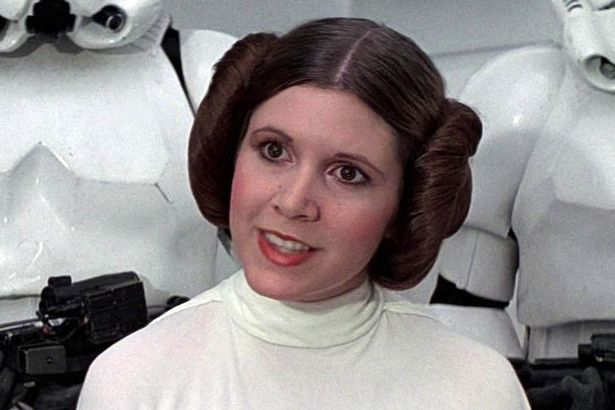 Our hearts are broken. Rest in peace, Carrie Fisher. The force is always with you: https://t.co/C7JVkD4Har https://t.co/HfHknPgwbC