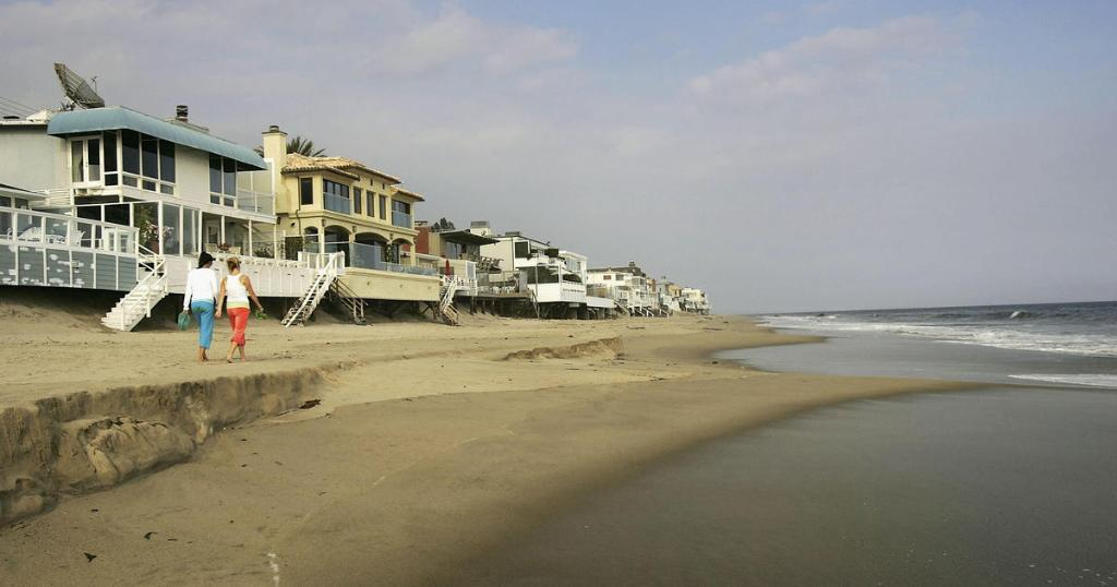 Malibu, California, rattled by small earthquake