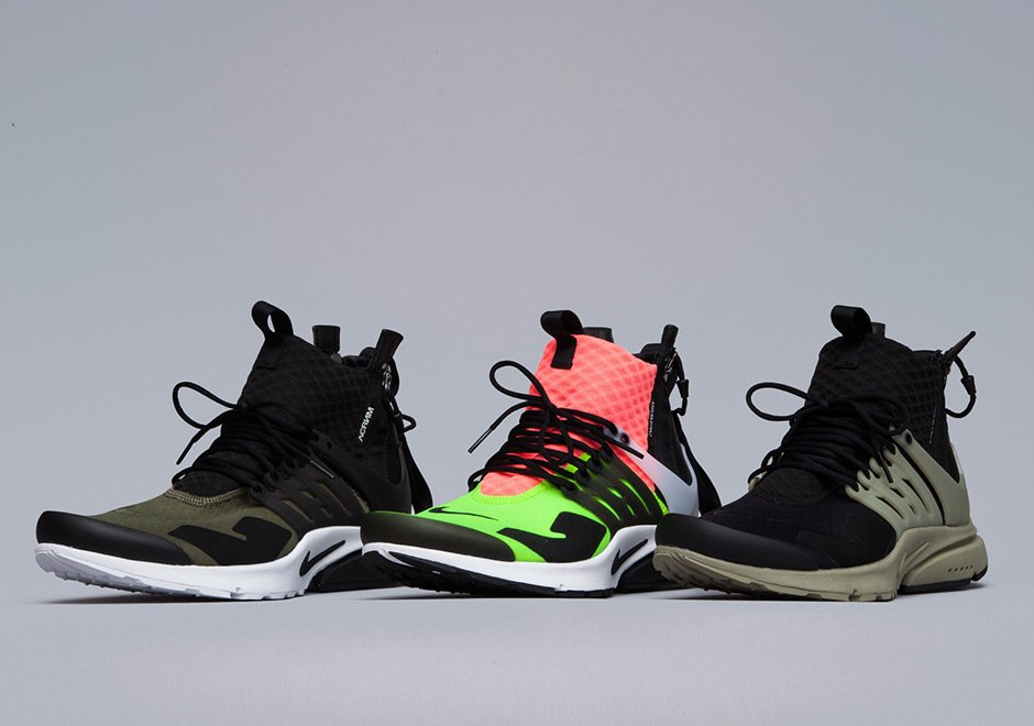 premium selection 1fdbc ec652 ... order the acronym x nike air presto is 1 on our 2016 best sneakers list.