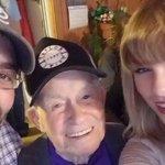 Taylor Swift sings at US war veteran's home in Missouri as Christmas surprise